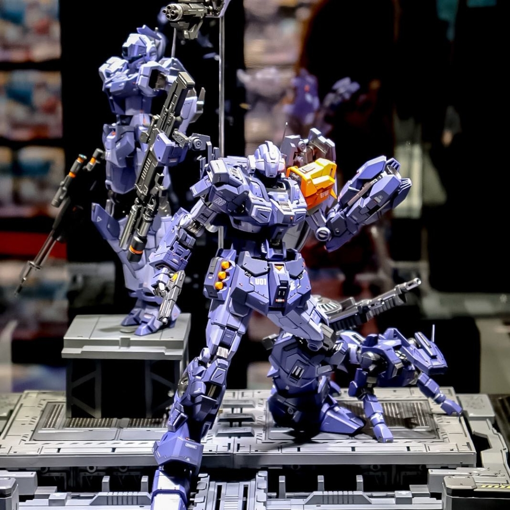 EARTH FDERATION SPECIAL FORCE (TACTICAL UNIT)